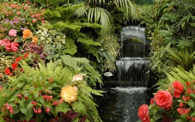 imagens jardins floridos:Imagens e Gifs – Jardins